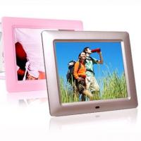 High class 8 inch digital frames in pink