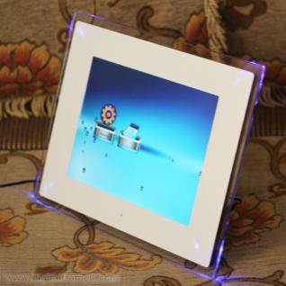 15 inch Digital Picture Frame Amlogic in white