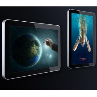 Full HD 65 inch large Digital Photo Frames, Ad Player
