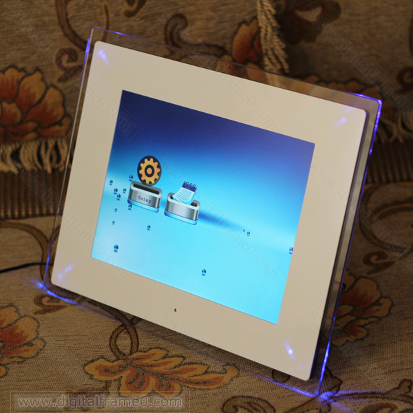 High Class 12 Inch Digital Frame