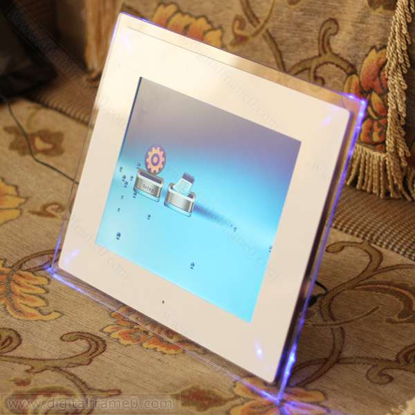 15 led light digital frame