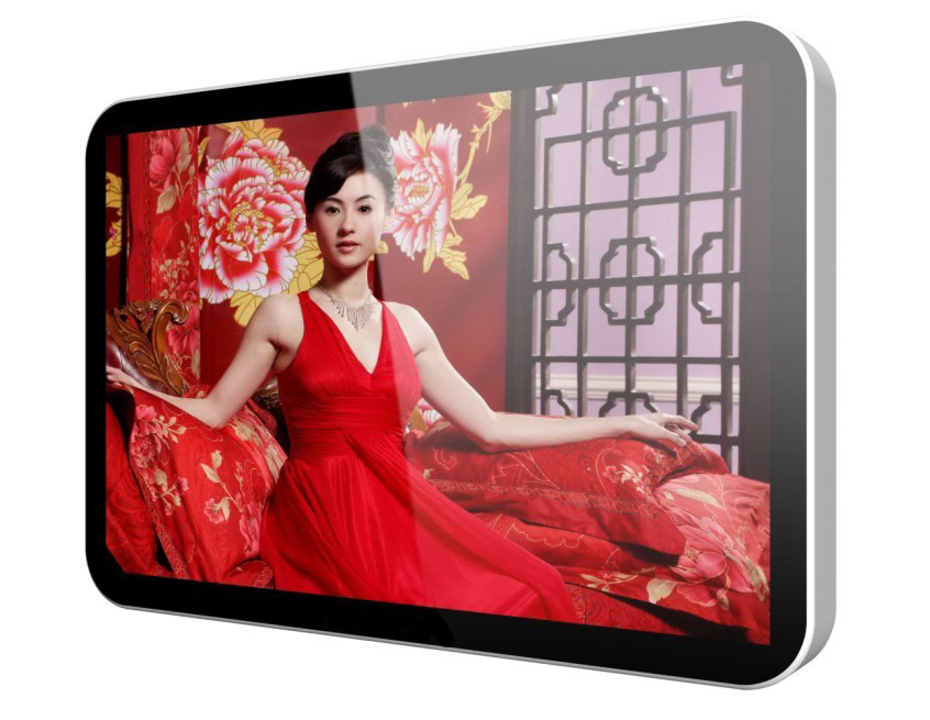 22 inch 1080P advertising digital photo frame