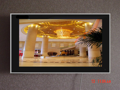 26 inch advertising frame, 26 inch digital photo frame