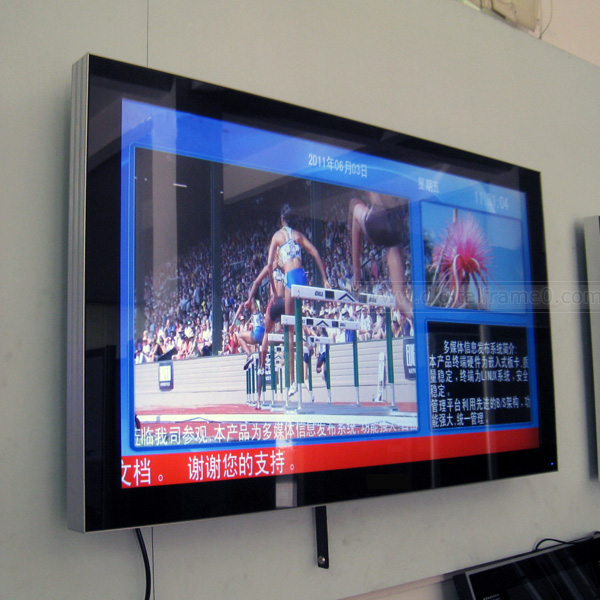 55 inch digital photo frame, 55 inch advertising player